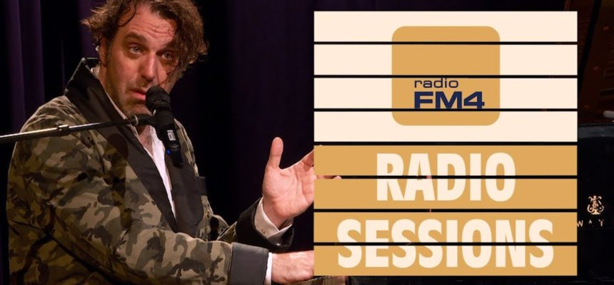 Chilly Gonzales FM4 Radio Session