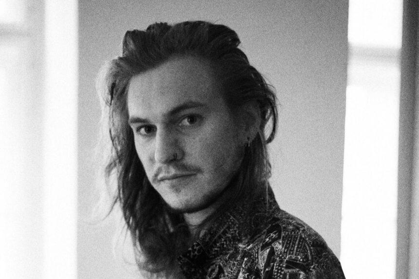 Sandro Nicolussi – Chefredakteur von The Gap (c) Daniel Nuderscher